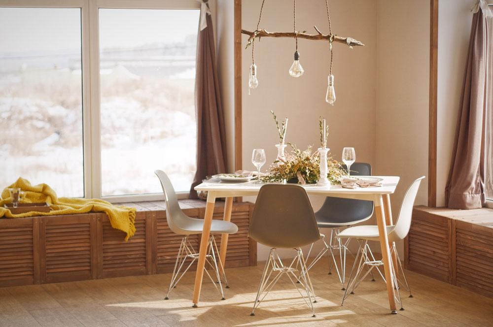 Stile per tinteggiare casa classico moderno for Stile classico moderno