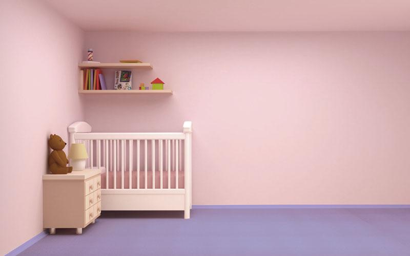 I segreti che non sai sui colori per la cameretta dei bambini